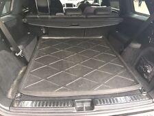 Cargo Trunk Mat Boot Liner Plastic Foam for Mercedes-Benz GL X166 2012-16