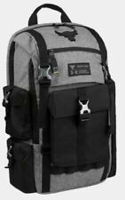 Under Armour Project Rock Vanish Regiment Backpack (1325331-040)  Grey Black NWT