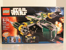 LEGO 7930 Bounty Hunter Assault Gunship, New and Factory Sealed