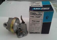 Pompa AC  Alimentazione DIESEL FIAT 131 / 132 / Argenta/ Campagnola Daily/Grinta