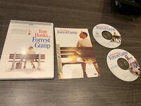 Forrest Gump DVD Tom Hanks Edizione Collezione Speciale, da Tavola,