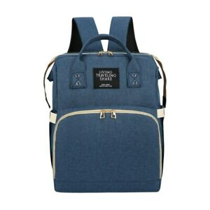 Large Capacity Diaper Bag Mummy Birthing Backpack Travel Portable Shoulder
