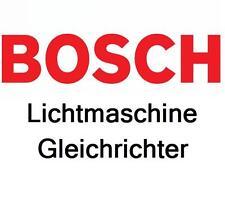 BOSCH Lichtmaschine Gleichrichter F00M133259