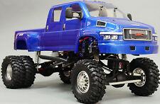 Axial SCX10 1/10th RC Truck  GMC TOP KICK DUALLY  4WD 1.9 Rock Crawler