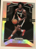 2019-20 PANINI PRIZM PRIZMS SILVER #269 NASSIR LITTLE RC ROOKIE SSP MINT!