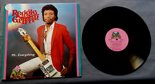 "DISQUE VINYLE 33 T INT/REGGIE GRIFFIN""MR.EVERYTHING""SWEET MOUNTAIN RECORDS SM300"