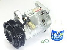 A/C Compressor Dodge Caravan & Town Country 2001-2007 3.3/3.8L - Reman.