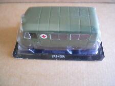 Legendary Cars CCCP YA3-450A UAZ 450A  Sovietiche 1:43 Die Cast [MV12]