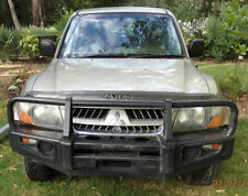 Four Wheel Drive Diesel Mitsubishi Passenger Vehicles