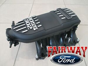 12 thru 14 Mustang OEM Genuine Ford Parts Intake Manifold 5.0L BOSS 302 NEW