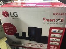 LG BH5140S 500 Watts 5.1 Channel Home Theater System With Sub and/ Blu-ray