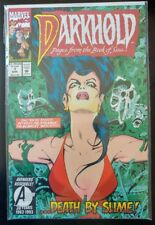 DARKHOLD #7 (1993 MARVEL Comics) ~ VF Book