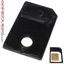 1x Micro Sim Adapter Halterung Halter für Handy Micro Sim Karten Card Classic