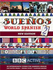 Suenos World Spanish: Intermediate Course Book pt. 2 (Sueños), Kattan, Juan, Lon