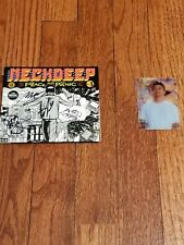 The Peace and the Panic * by Neck Deep (CD, Aug-2017) Signed/collectible card