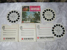 DISNEYLAND FANTASYLAND VINTAGE VIEW-MASTER REELS  T*