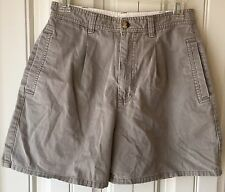 Gloria Vanderbilt Jeans Co. Women's Size 8 Cotton Shorts Beige