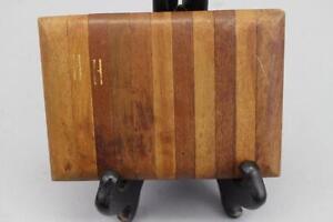 Howard Hughes' Authentic Original Personal Wooden Design Cigarette Case