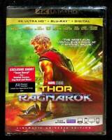 Thor: Ragnarok 4K ULTRA HD + BLU-RAY + DIGITAL VERSIONE USA D218010