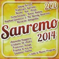 Sanremo 2014 2 CD Campioni e Nuove Proposte Nuovo Sigillato N