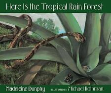Here Is the Tropical Rain Forest Web of Life