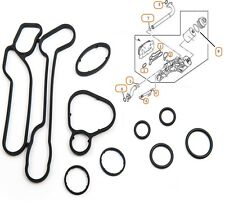 OIL COOLER GASKETS SET FITS VAUXHALL OPEL INSIGNIA ASTRA VECTRA CORSA 5650960