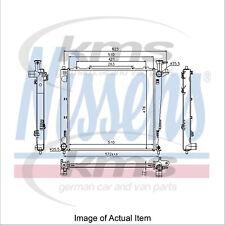 New Genuine NISSENS Radiator 66782 Top Quality