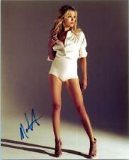 Malin Akerman 8x10 Signed Photo autographed Picture COA