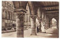 "Feldpost 1. Weltkrieg, ""Great War"", Im Säulengang des Justizpalastes Laon 1917"