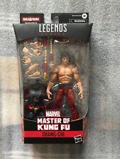 "Marvel Legends Demogoblin Master Of Kung Fu SHANG-CHI Action Figure 6"" IN HAND"