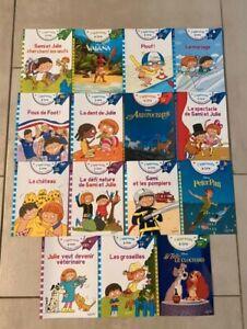 Lot de 15 Livres Sami et Julie Neuf jamais ouvert Valeur de 50 euros en boutique