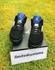 Nike Air Jordan V 5 Low Golf Retro Black Grape Ice New Emerald