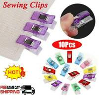 10PCS Wonder Clips Plastic for Fabric Quilting Craft Sewing Knitting Crochet