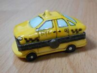 Ceramic Taxi Pill Box