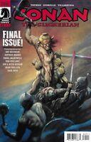 Conan Comic Issue 25 The Cimmerian Modern Age First Print 2010 Truman Giorello
