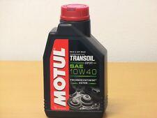 Motul Transoil Expert Getriebeöl SAE 10W40 1 Liter für Nasskupplungen