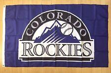 Colorado Rockies 3x5 ft Flag