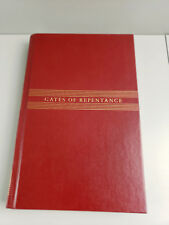 Gates Of Repentance The New Union Prayerbook, For The Days Of Awe 1996