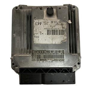 ECM ECU Engine Computer Unit 2011 2012 Audi A4 | 8K2 907 115 AD