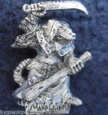 1993 Skaven 74454/77 Plague Monk 3 Chaos Ratmen Citadel Warhammer Army Ratman GW