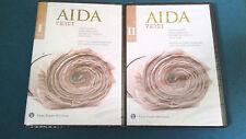 """DVD """"AIDA"""" 2DVD TEATRE LICEU VERDI DANIELA DESSI FABIO ARMILIATO JOAN PONS"""