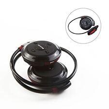 Bluetooth Inalámbrico Auriculares deportivos banda para el cuello que ejecutan ciclo de gimnasio para teléfono móvil