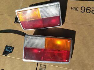 Volvo 145 OEM taillights,  pair
