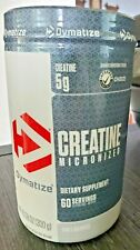 DYMATIZE MICRONIZED CREATINE 60 SERVINGS UNFLAVORED