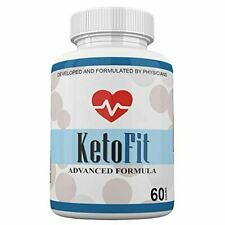 New listing Keto Fit Advanced Formula - Ketosis Weight Loss Support - 60 Capsules - 1 Month