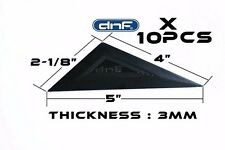 (10 PACK) Triangular Squeegee Car Window Tint Tool Installation - SHIPS TODAY!
