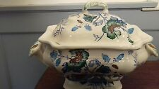 Masons large soup tureen Belvedere design