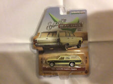 Greenlight 1:64 Estate Wagons Sr 1 1985 Ford LTD Country Squire GREEN MACHINE