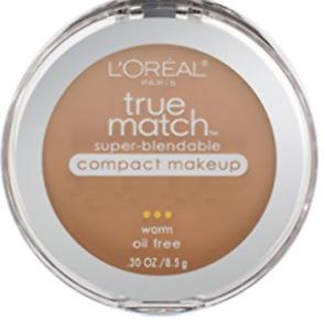 L'Oreal True Match Super Blendable Compact Foundation W4 Natural Beige