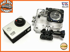 1080P HD 12MP Pro Waterproof Action Video Sports Camera Wide Angle Lens